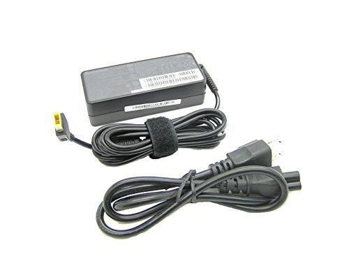 New Genuine Lenovo ThinkPad 20V 3 25A 65 Watt AC Adapter With Cord