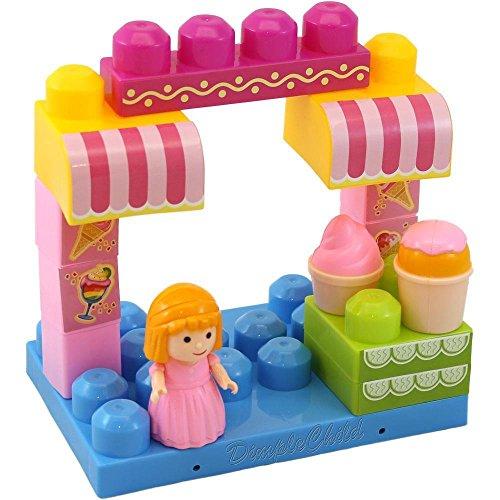 2 In 1 Princess Pretend Play Vanity Set Table W Working