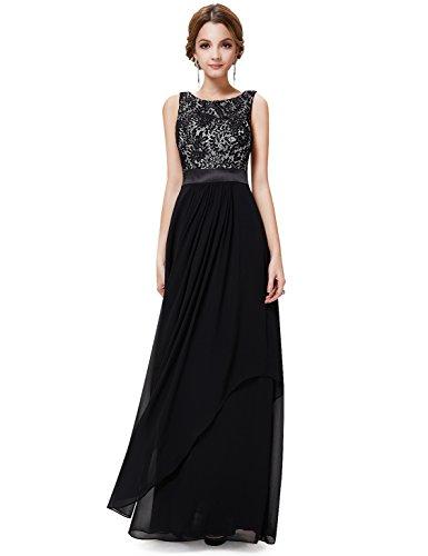 bb884e22ca Ever Pretty Elegant Sleeveless Round Neck Party Evening Dress 08217 ...