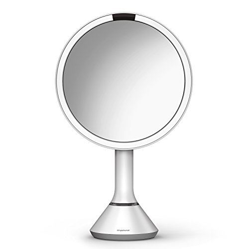 Simplehuman Sensor Lighted Makeup Vanity Mirror 8 Round